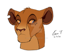 OTA: Lioness Adoptable #32 [Closed] by Asiah-Hime