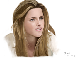 Kristen Stewart by 19Frency94