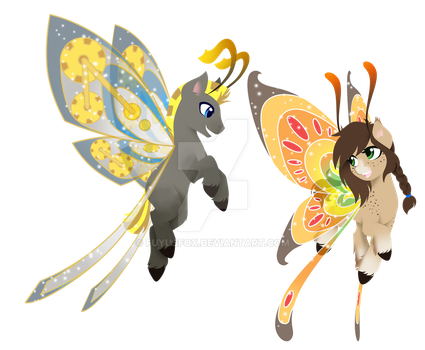.:Prize:. 1st Place - Fyre Whisp by FuyusFox