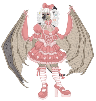 Dress up Isax Game by kozispoon