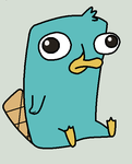 Baby Perry the Platypus by Dori-Doki