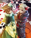 APH: A King and a Joker by xiaoyugaara