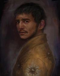 GoT Oberyn by Faietiya