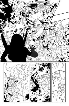 X-Men Gold #6 - Page 11 by adr-ben