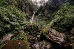 Sedang Gile Waterfall - Lombok by Stefan-Becker