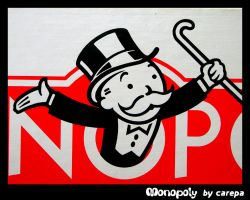 Monopoly by carepa