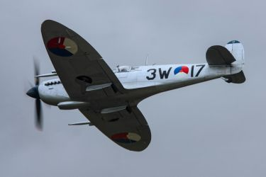 Supermarine Spitfire LF.IXc by Daniel-Wales-Images