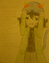 Nepeta and Toeto by MelancholicKitties