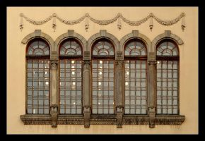 Window And Lamps... by skarzynscy