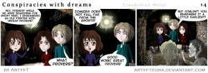 Conspiracies with dreams 14 - English version by Artyy-Tegra