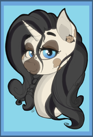 Ivory Rose .:REQUEST:. by Cicklefron