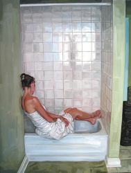 Woman_In_Shower by HeatherHorton