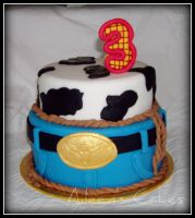 'Woody Cake' by EmbracerOfLife