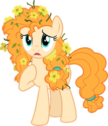 Pear Butter - There's something in my mane? by Comeha