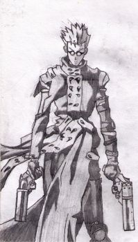 Vash The Stampede by Jasian1