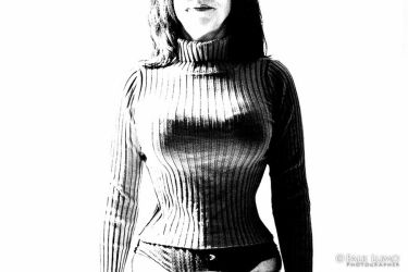 Ribbed pullover by FalkLumo