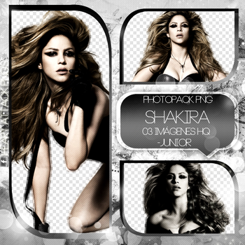 +PNG-Shakira by Heart-Attack-Png