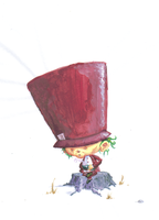 Mad Hatter by ozwalled