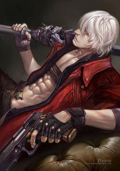 DMC3x4 Dante by Virus-AC