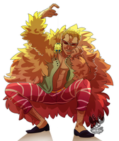 Doffy and Joltik