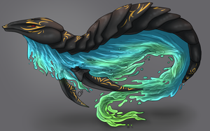 Tropical Fanale Design (AUCTION, CLOSED) by Nocitae