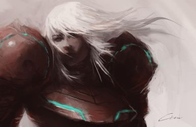Samus by Alex-Chow