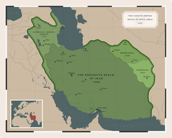 Abbas the Great - The Safavid Empire by ShahAbbas1571