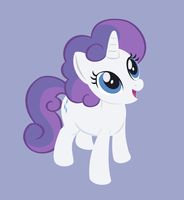 Rarity without makeup by LimeyLassen