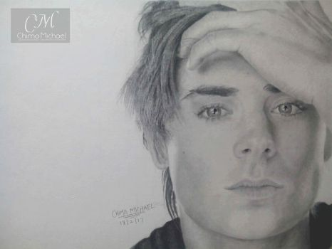 Zac Efron by ChimaMichael