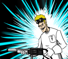 Doctor Horrible by Johnny-A-Wall