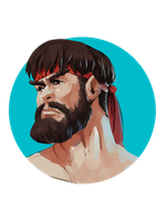 Bearded by Acerbic450