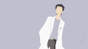 [Request] Steins Gate - Okabe Rintarou by Krukmeister