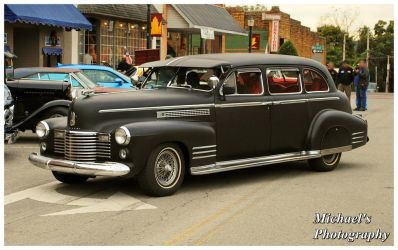 A 1941 Cadillac Limo by TheMan268