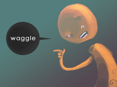 Waggle by waggleplz