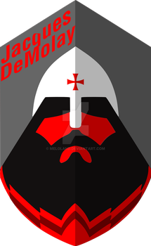 Jacques DeMolay by meloland