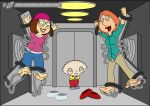 Lois and Meg Griffin Final by Newmster