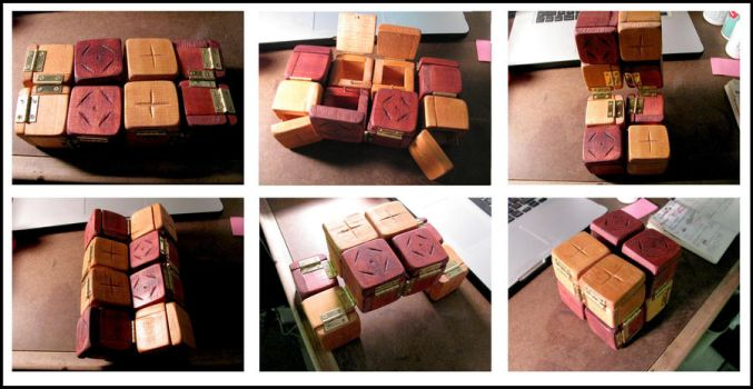 Jewelry Boxes by mistymidnight