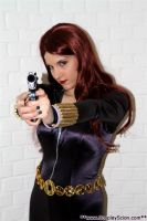 Black Widow Cosplay by The-Cosplay-Scion