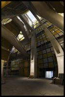 The atrium by MichaWha