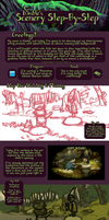 Nimble's Scenery Step-By-Step by hanNimble