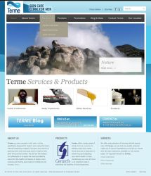 Terme for Men - Skin Care by enigmaticstudio