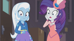 MLP EQG Rarity Investigates  Moments 8 by Wakko2010