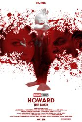 Marvel's Howard the Duck - Theatrical Poster by Delorean7