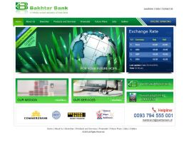 Bakhtar Bank by acelogix
