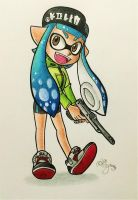 {Comm.} CGBro's Inkling by AmyRosers