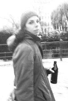 Fading Memories - Beer In The Park by csibecsont
