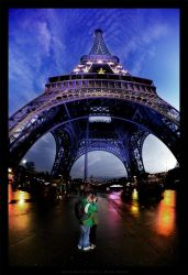 Christmas in Paris by gilad