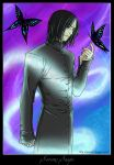 Severus Snape by coffeelover