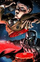 Re-match Vader vs Hitler color by SemajZ