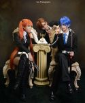 Arcana Famiglia - Calling for Backup? by vaxzone